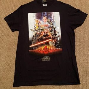 Star Wars men's T-shirt. Size medium NWT